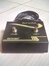 Pedal Foot Switch Meteoro/Channel Chorus