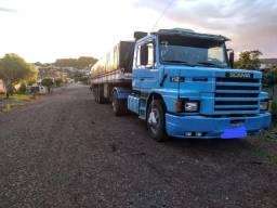 Scania 112 engatado - 1988