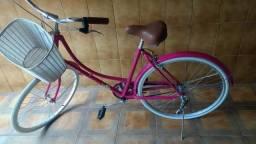 Bicicleta retrô vintage 12x$31