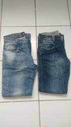 2 calças compridas