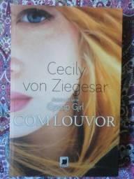 Livro Autora Cecily Von Ziegesar - Aceito Cartões