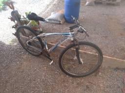 Bicicleta Montada Toda Shimano Quadro Mosso Minerva Freios a Disco Fantástica! comprar usado  Brasilia