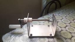 Maquina de corta batata em espiral