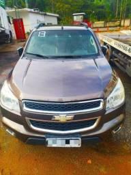 S10 LTZ Chevrolet 2013 4x4 Diesel Automático