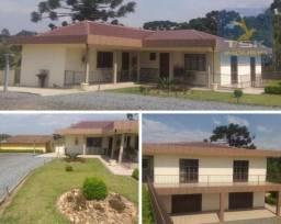 CH0404 - Chácara com 4 dormitórios à venda, 36.300 m² por R$ 680.000 - Zona Rural - Quitan