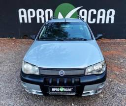 Fiat palio weekend 2006 1.8 mpi adventure weekend 8v flex 4p manual