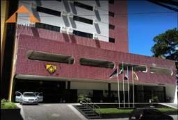 Flat com 1 quarto para alugar, 33 m² por R$ 2.199/mês - Boa Viagem - Recife
