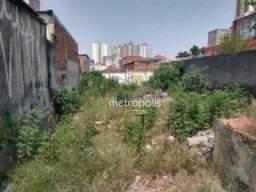 Terreno à venda, 384 m² por R$ 650.000,00 - Fundação - São Caetano do Sul/SP