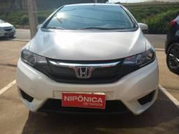 HONDA FIT 1.5 LX 16V FLEX 4P AUTOMATICO.
