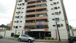 Apartamento com 4 dormitórios para alugar, 150 m² por R$ 1.108/mês - Parquelândia - Fortal