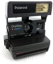 Máquina Fotográfica Polaroid Close Up 600