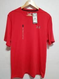 Camisa Under Armour Theadborne. Original. Tamanho G