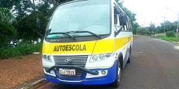 Micro ônibus Volare V8 c Ar 29 lugares