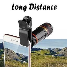 Telescópio para celular com 12x de zoom comprar usado  Recife