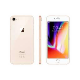 IPhone 8 Apple Rose Gold Lacrado Garantia 1 ano Vendo Ou Troco