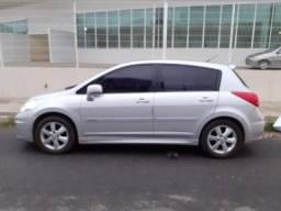 Nissan tiida prata 1.8 sl completo - 2011