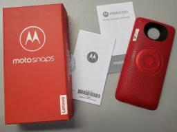 Motorola Snap de Som, Stereo Speaker, para qualquer Moto Z