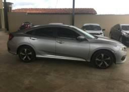 Honda civic CVT turbo - 2016