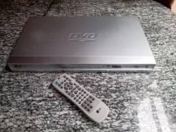 Dvd lg com controle remoto original