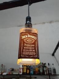 Aluminaria Jack daniels