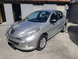 Peugeot 207 1.4 XR Sport 8v Flex 4P Manual 2011 (+ pequena entrada)