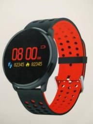 Pulseira Inteligente com Monitor de Corrida e Exercicios! Excelente Presente!