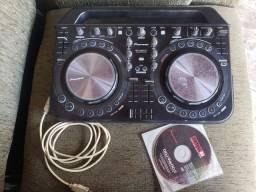 Controladora de dj pioneer