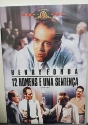 Filme 12 Homens e Uma Sentença em DVD original