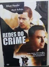Filme Redes do crime em DVD original
