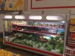 Expositor para supermercados