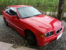 BMW 318 TI compacta 1995/1995 aceito moto ou carro na troca