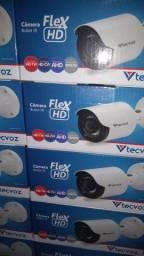 Câmera de segurança Tecvoz HD
