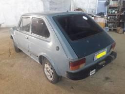 Fiat 147 C com manual