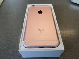 Iphone 6s 32Gb Rose novíssimo única dona