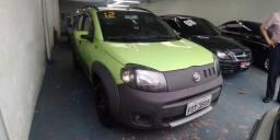 Fiat Uno Way 1.4 Manual Verde 2012