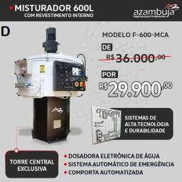 Promoção de misturado de concreto 600L