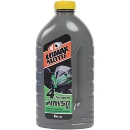 Oleo Lumax Moto 4t 20w50 Mineral