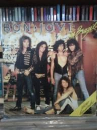 3 LP's Bon Jovi