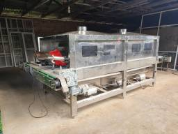 Tunel De Pasteurização e Resfriamento