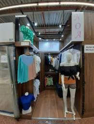 ML 315 - Vendo loja de contra esquina com Principal no Mega Moda