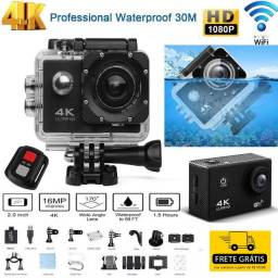 Câmera Sports Cam 4K Full HD 1080