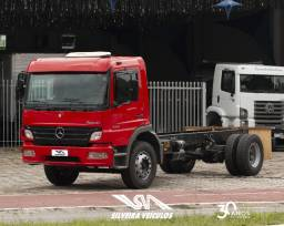Mercedes Benz Atego 1725 - Ano: 2011 - No Chassi