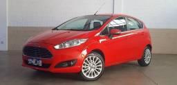 Ford Fiesta Titanium / Cambio Manual / 37.000kms / Raridade / Abaixo da Fipe / 2017