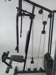 Título do anúncio: Musculação dois ( 02 )aparelhos