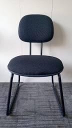 Título do anúncio: Cadeira Secretária Fixa base Sky