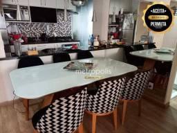 Apartamento com 3 dormitórios à venda, 65 m² por R$ 480.000,00 - Vila das Mercês - São Pau