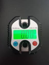 Título do anúncio: Balança Eletrônica De Gancho 150kg (usado)