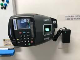 Título do anúncio: Relógio de ponto Eletrônico Biométrico Henry Prisma