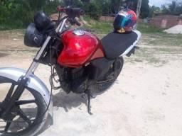 Moto Fan 125.