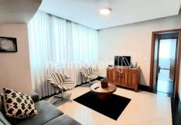Apartamento à venda com 4 dormitórios em Santa rosa, Belo horizonte cod:147118